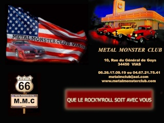Le forum du Metal Monster Club