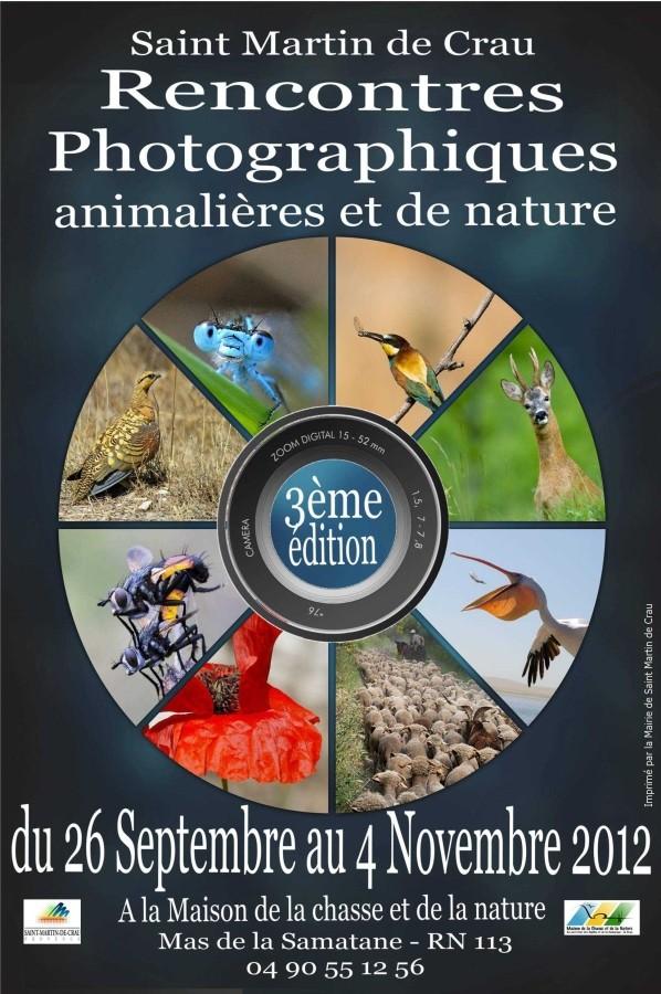 3ème Rencontres photographiques animalières et de nature