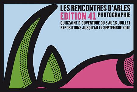 Les Rencontres d'Arles 2010, 41ème édition