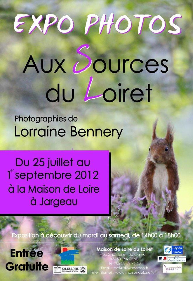Aux Sources du Loiret - Lorraine Bennery
