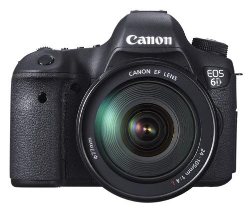 Canon EOS 6D TIPA Awards 2013 Meilleur reflex expert