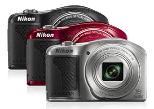 Nouveau compact Nikon Coolpix L610