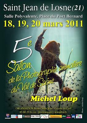 5ème Salon de la photographie animalière