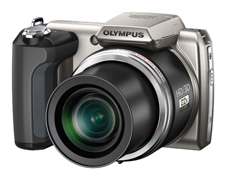 Olympus Traveller SP-610UZ