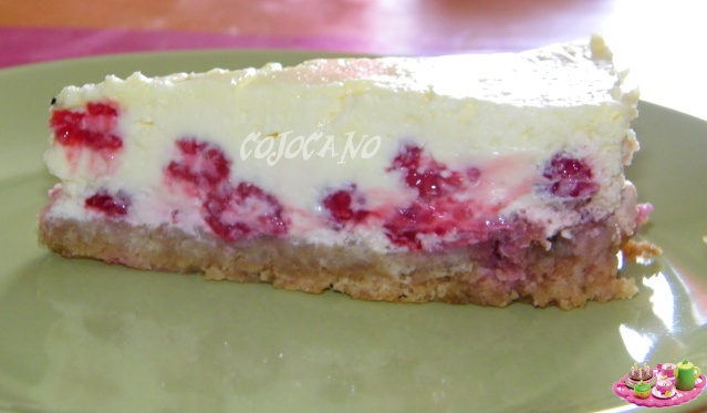 Cheese Cake Framboise Thermomix