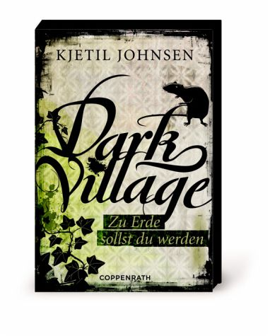 Cover Dark Village - (c) Coppenrath Verlag