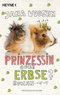 Cover Prinzessin oder Erbse (c) Heyne Verlag)