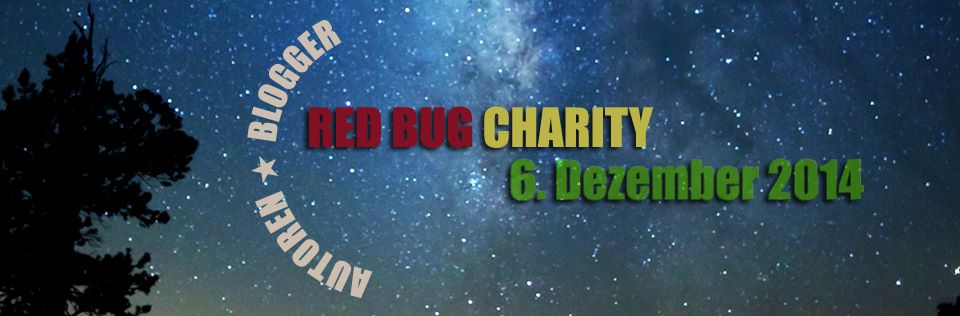 Red Bug Charity Logo