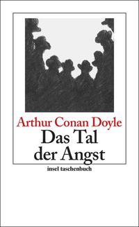 Cover <Das Tal der Angst> (c) Insel Verlag
