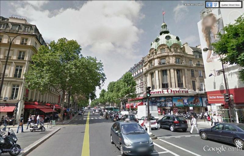 Visite de paris en mode monopoly page 3 - Bureau de change boulevard des capucines ...
