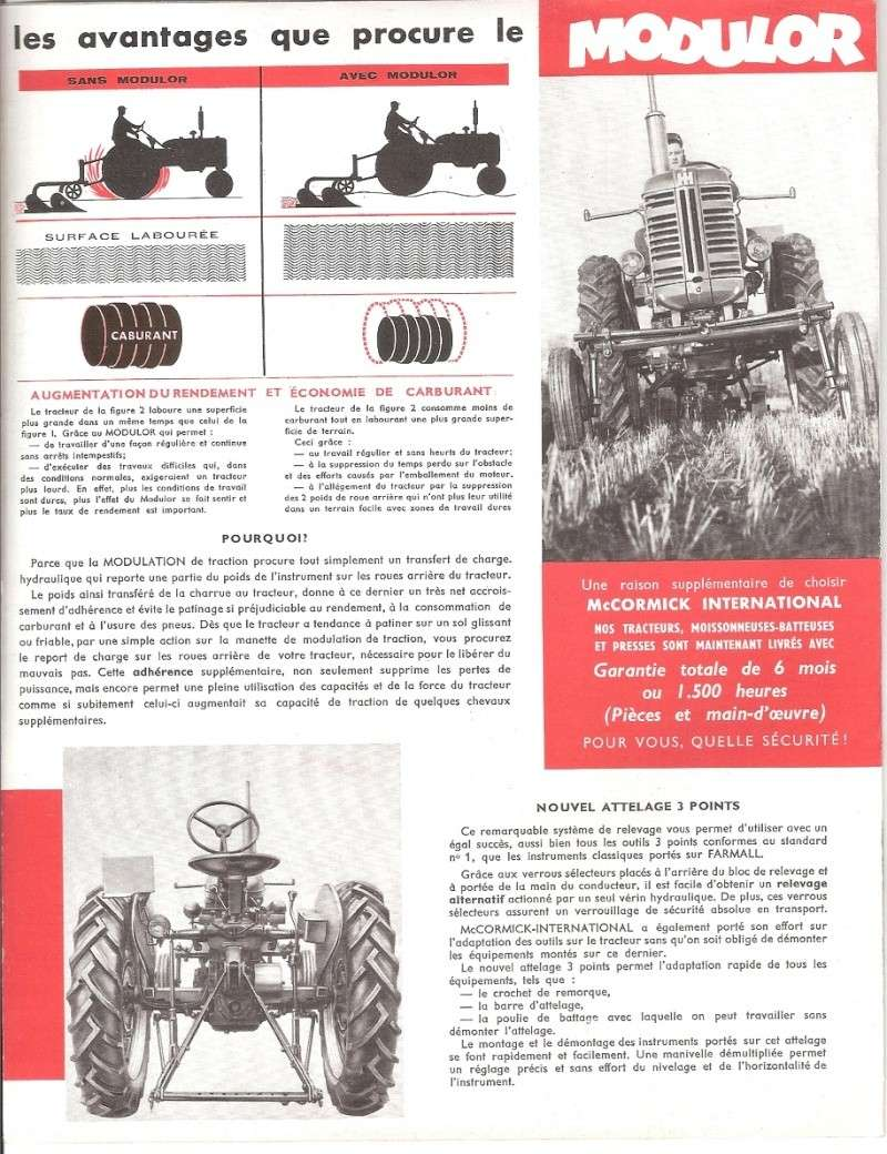 Brochures and IH CASE IH - Coffee Shop - Red Power Magazine