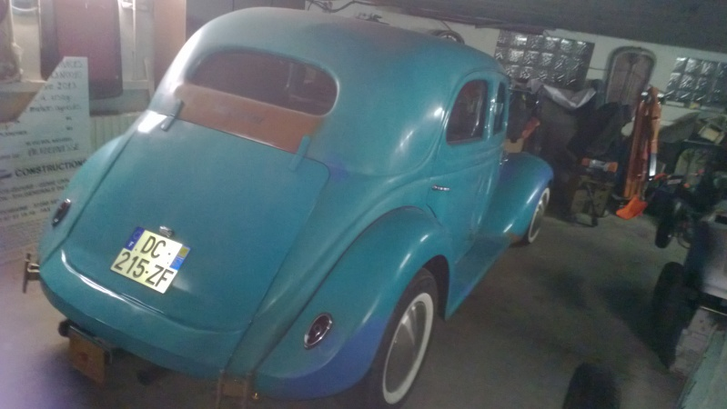 Ford 1948 for Garage ford metz borny