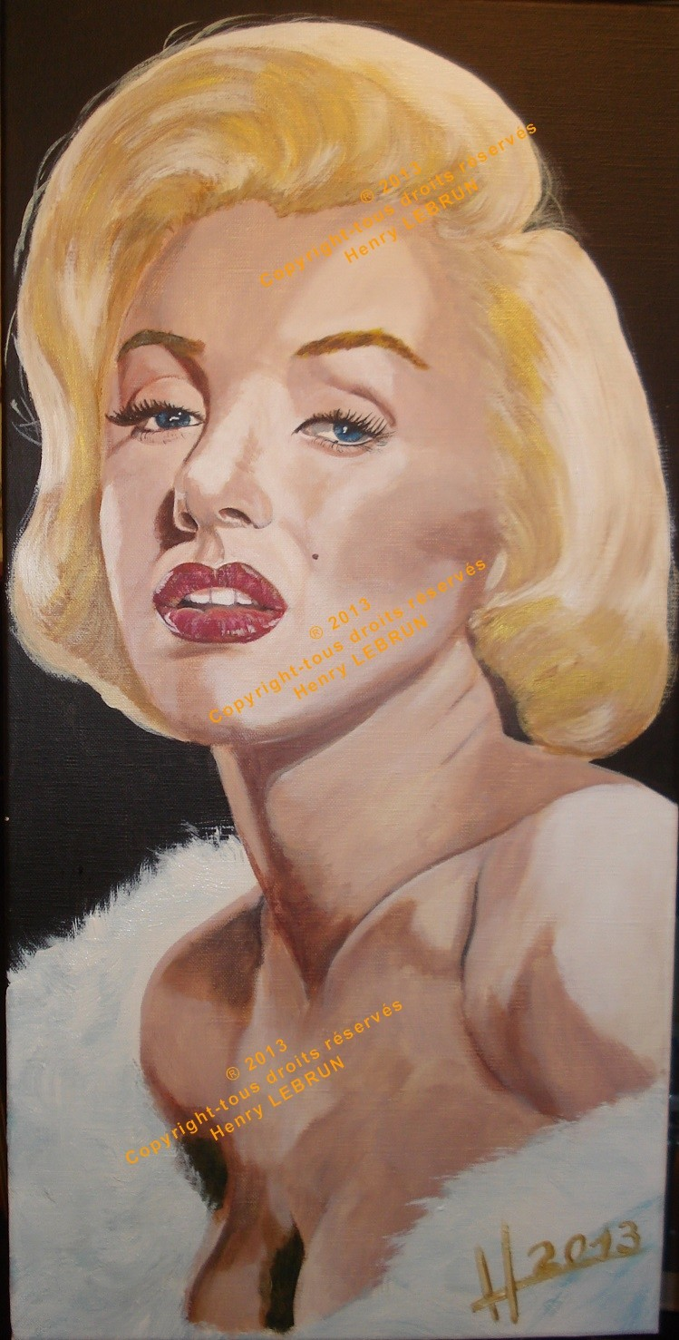 68-Marilyn MONROE-30x60-Le 03-11-2013 - Copie