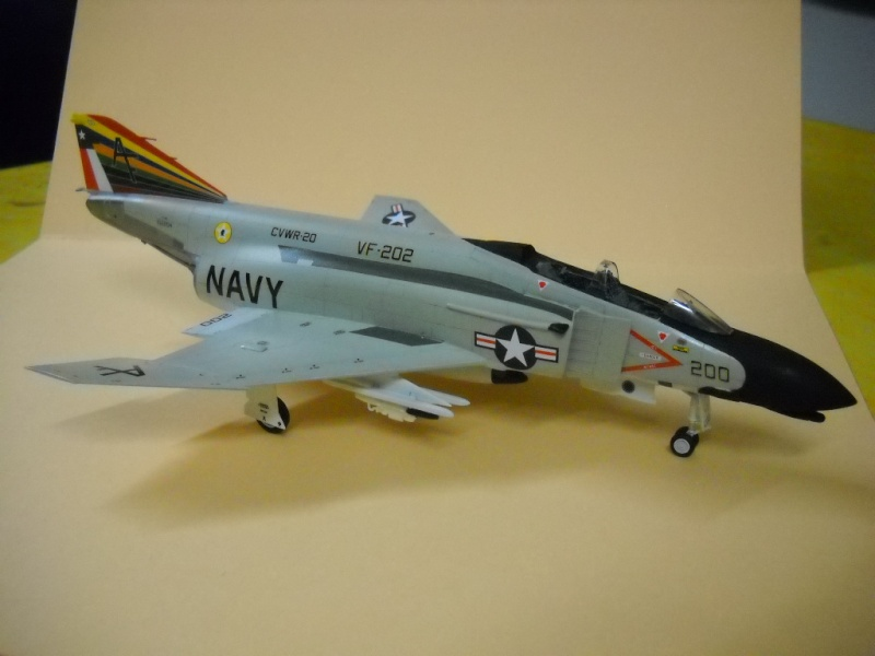 us navy s phantoms hasegawa 1 72 la fin 15 mars 2011