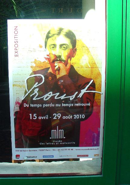 Comme Marcel Proust, à la recherche du temps qui passe...  dans Le jardin des souvenirs 08710