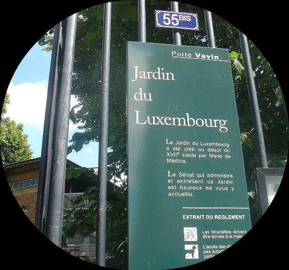 Direction jardin du Luxembourg !  dans Le jardin des souvenirs 10810