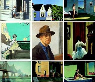 Edward Hopper est au Grand Palais ! dans Peinture edward10