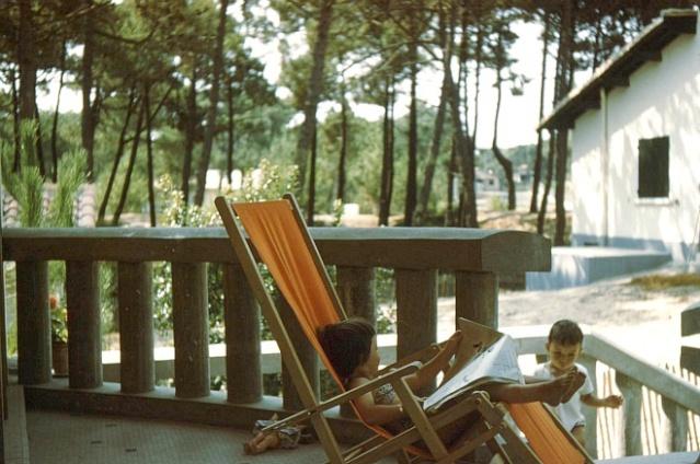1959 - Le Cap Ferret dans Le jardin des souvenirs scan1015