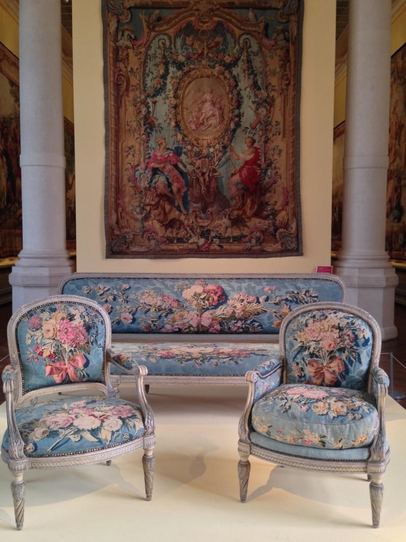 Exposition les gobelins au si cle des lumi res 08 04 27 07 for Salon du mobilier paris