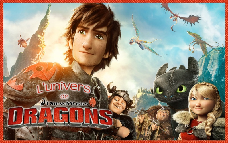 L'univers de Dragons