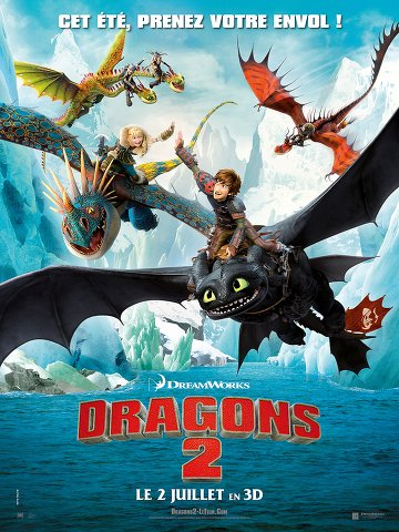 Dragons 2 (2014) en français