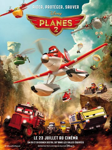 Plane 2 en français (VFQ)