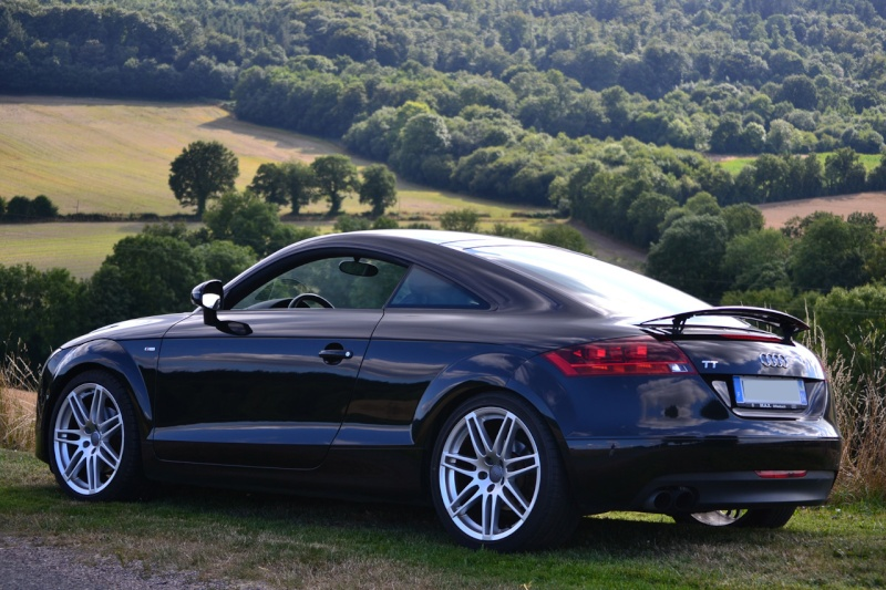 audi tt mk2 2l tfsi 104800kms 16000 vendue. Black Bedroom Furniture Sets. Home Design Ideas