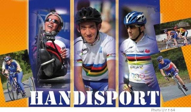 Cyclisme handisport