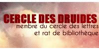 Cercle des Druides : Adepte des Lettres