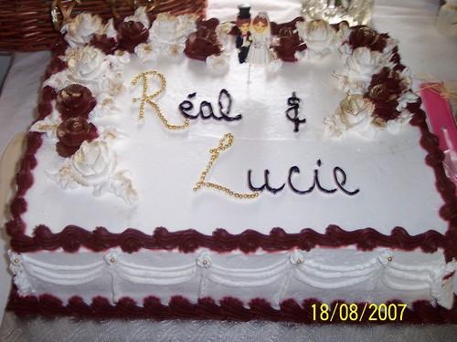 vos plus belles images de gâteau de noces sur le net..