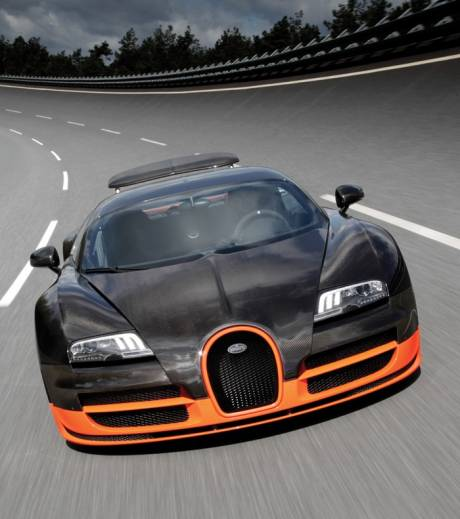 une bugatti bat un record de vitesse en atteignant les 431. Black Bedroom Furniture Sets. Home Design Ideas