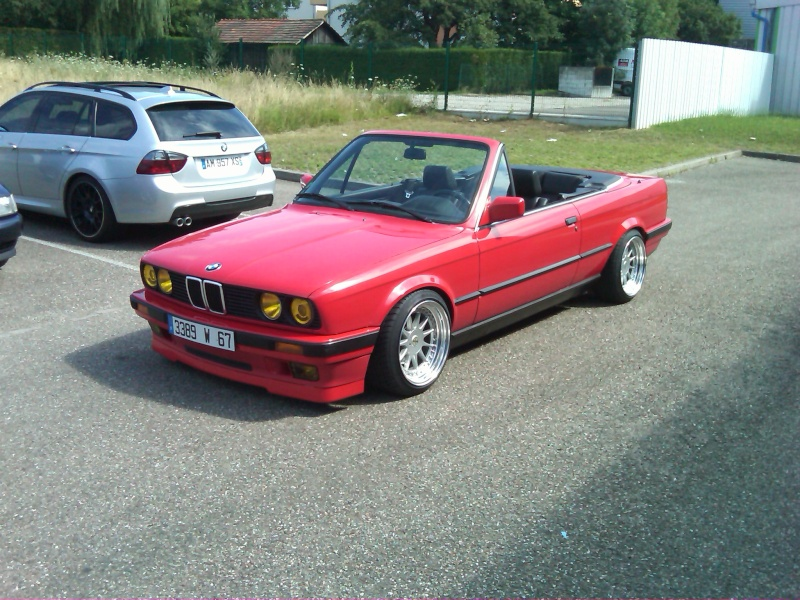 e30 cabrio hartge 3 teile 3er bmw e30 cabrio. Black Bedroom Furniture Sets. Home Design Ideas