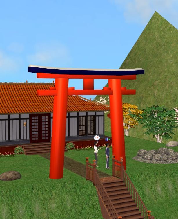 Kasuga Torii