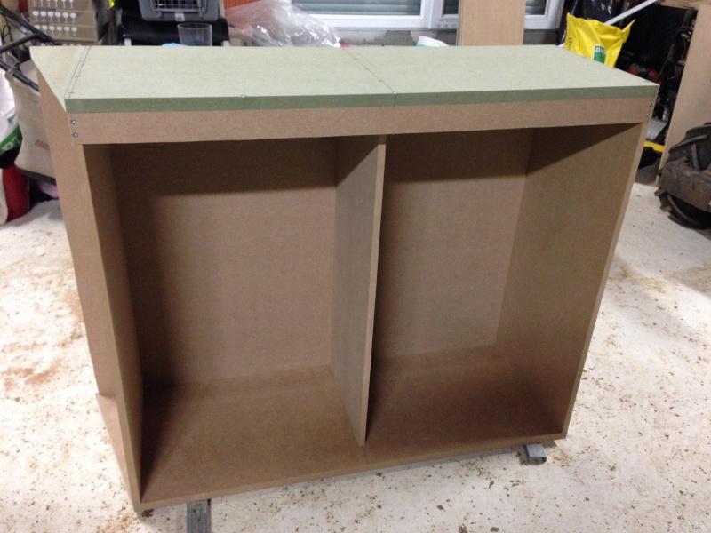 Fabrication meuble multi aqua 30l for Fabrication meuble