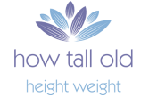 weight tall old and height of famous 2015