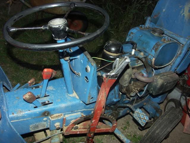 micro tracteur gutbrod 1030 superior