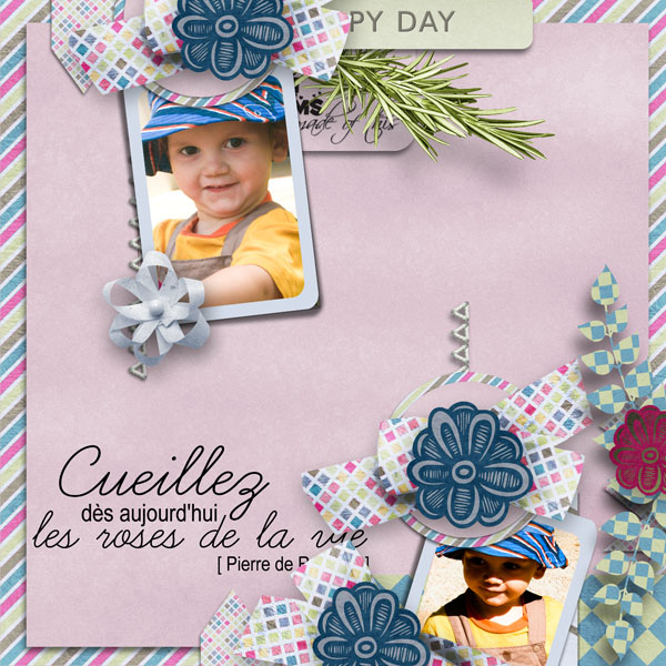 page sarayane so much love to give some words to say simplette scrap and design