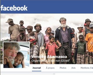 Vendée Akamasoa sur Facebook