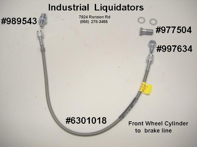 Brake Line Replacement Importance : Brake line replacement