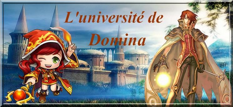L'université de Domina