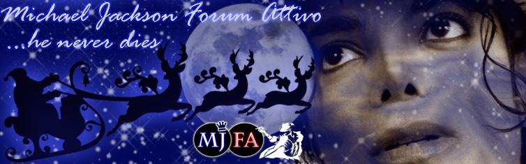MJFA: MICHAEL JACKSON FORUM