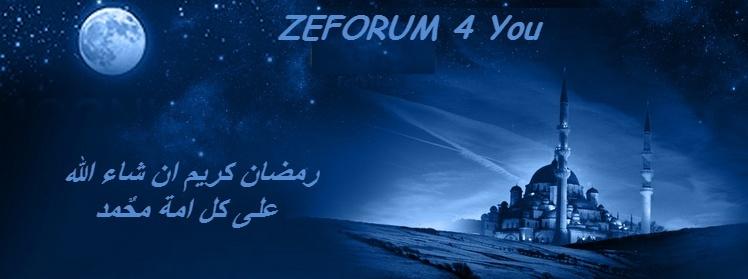 ZEFORUM 4MUSLIM