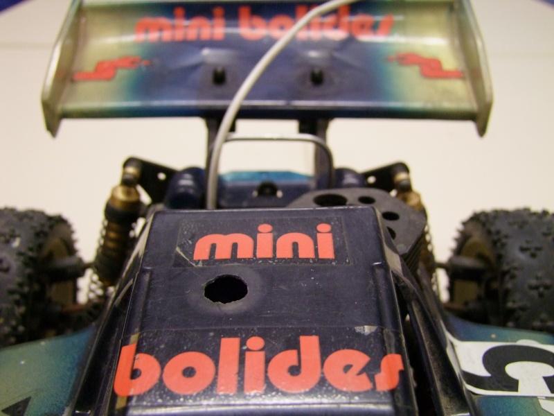 Le burns num ro 5 ex mini bolides rcmagvintage for Garage mini rouen