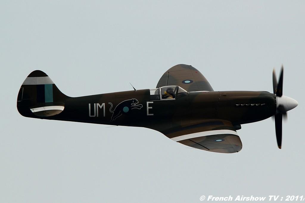 Spitfire PR 19 F-AZJS de Christophe Jacquard