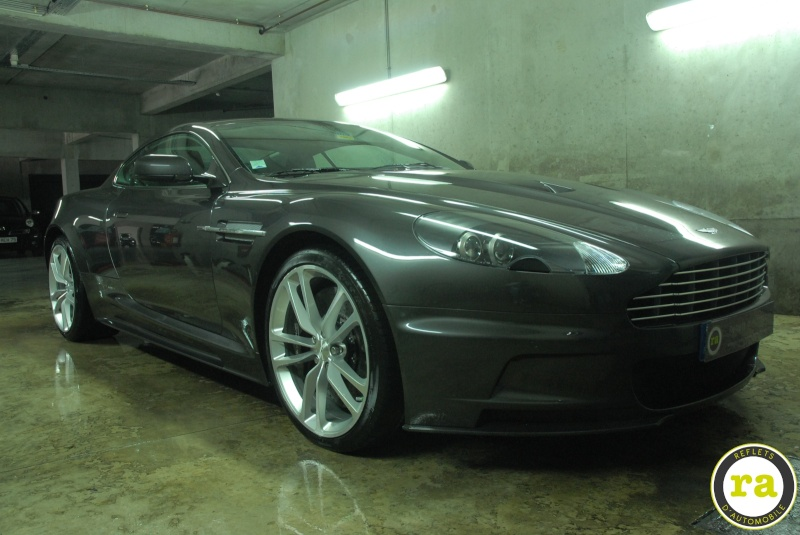 compl te machine aston martin dbs showroom. Black Bedroom Furniture Sets. Home Design Ideas