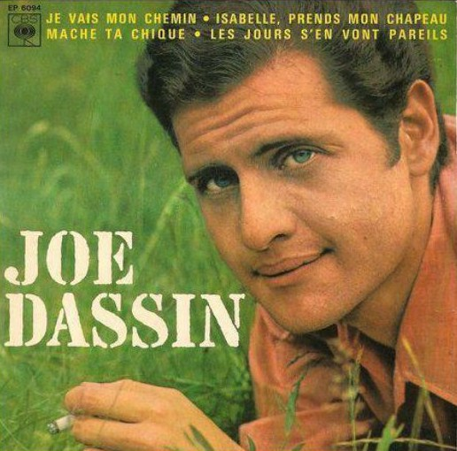 45T 4 titres EP 5974 de 1965