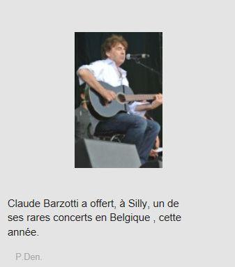 Blog de barzotti83 : Rikounet 83, Article de presse L AVENIR Claude barzotti Silly le beau velo de Ravel