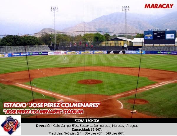 Estadio Jose Perez Colmenares