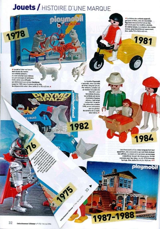 collectionneur et chineur 174 expo playmobil fanny et olivier