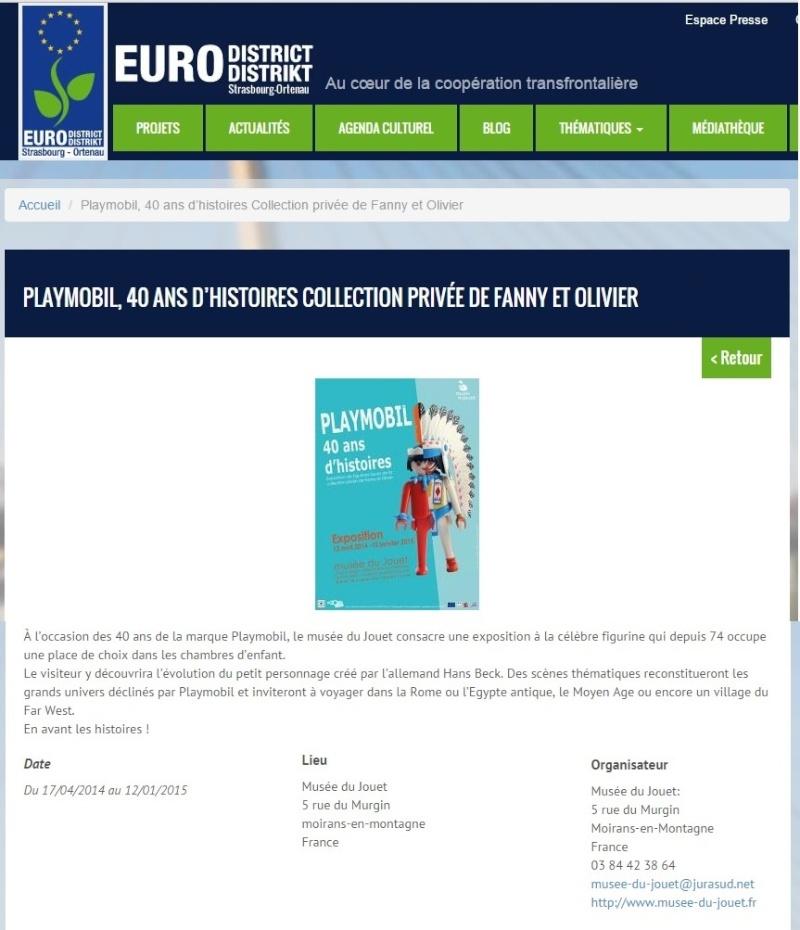 eurodistrict strasbourg expo playmobil fanny et olivier